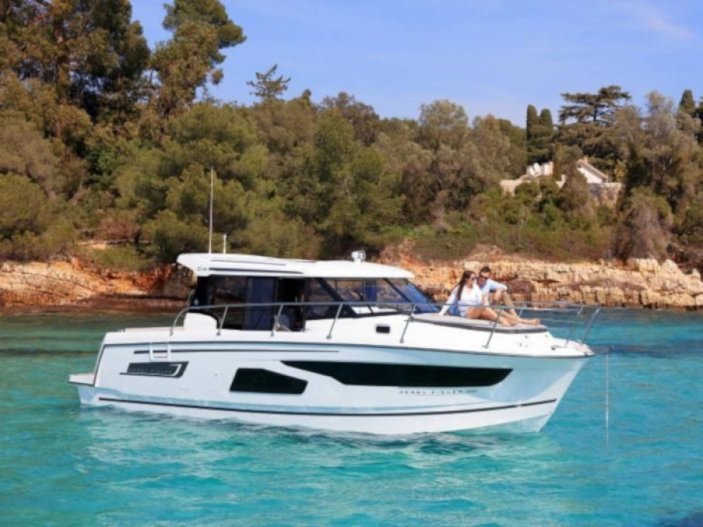 Rent a Jeanneau Merry Fisher 1095 Grad Zadar