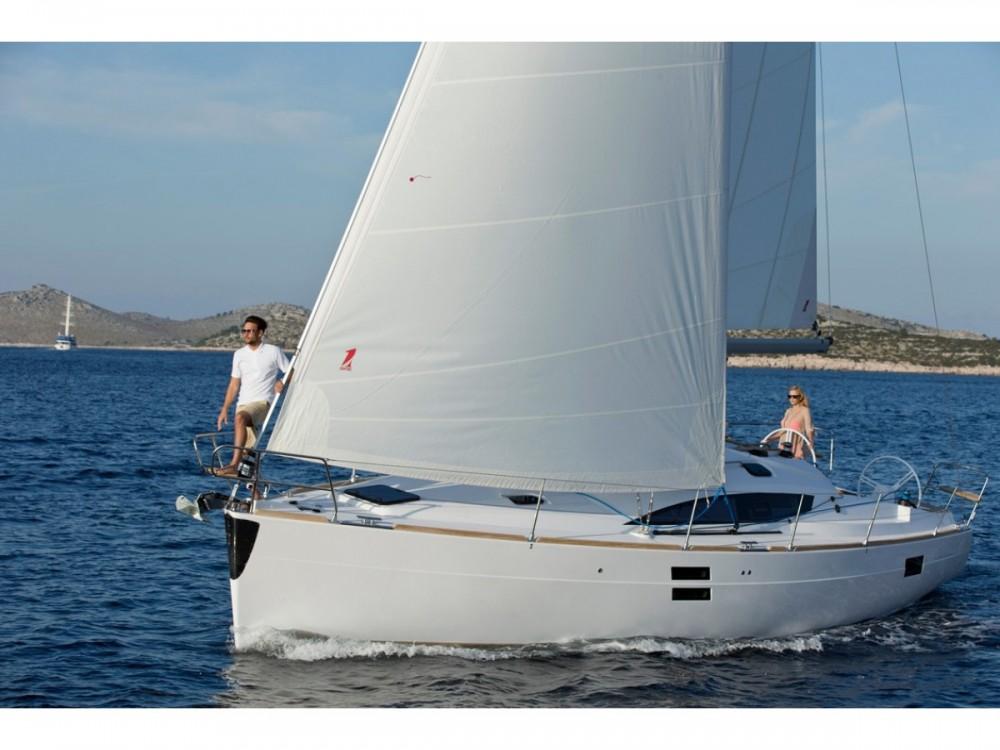 Rent a Elan Elan 40 Impression Marina Zadar