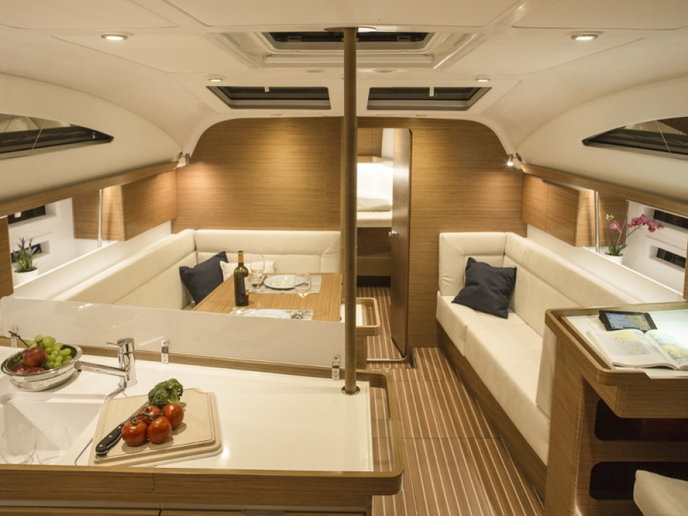 Elan Elan 45 Impression - with AC between personal and professional Zadar