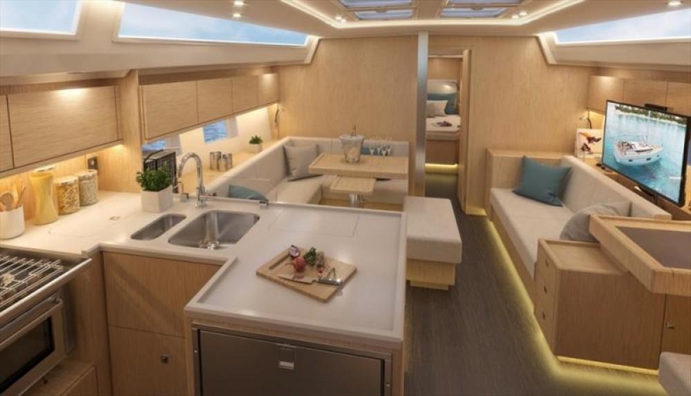 Rental Sailboat in Marina Zadar - Bavaria Bavaria C50 Style - AC + GEN