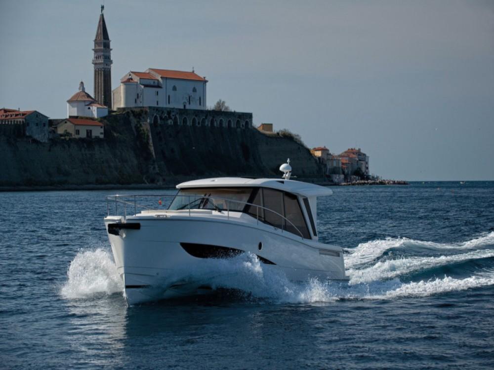 Boat rental Grad Zadar cheap Greenline 39