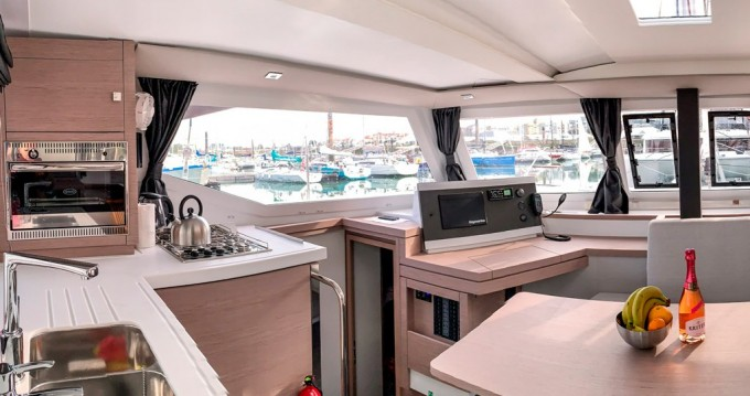 Boat rental Punat cheap Lucia 40