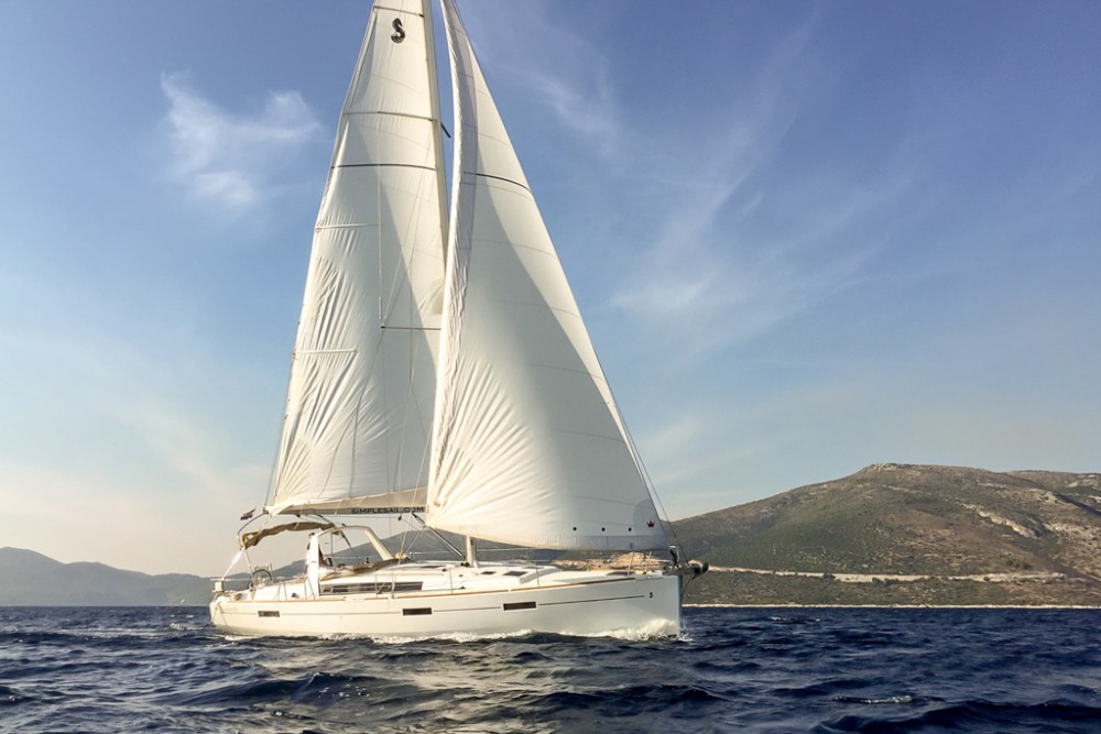 Hire Sailboat with or without skipper Bénéteau Tivat