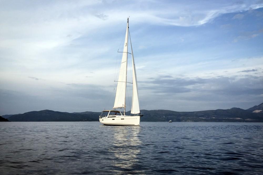 Rental yacht Slano - Bénéteau Oceanis 45 (4 cabs) on SamBoat