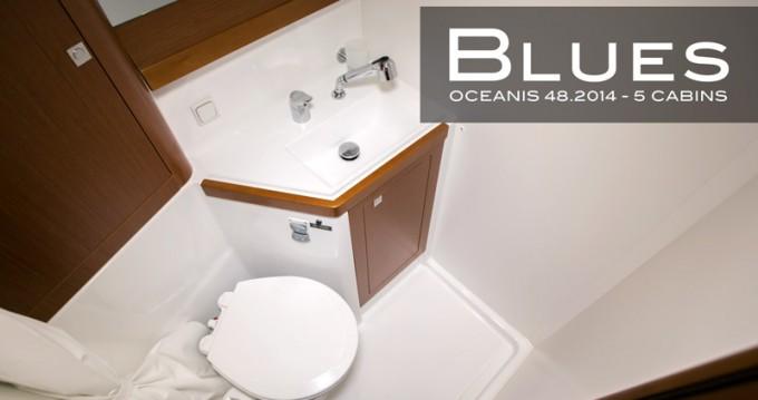 Rental yacht Tivat - Bénéteau Oceanis 48 on SamBoat