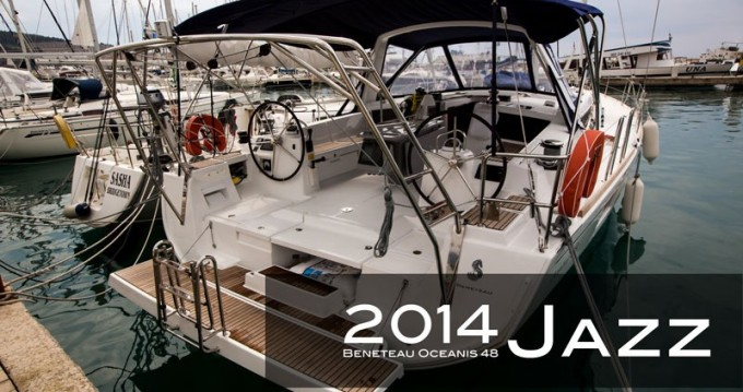 Boat rental Tivat cheap Oceanis 48 (4 cabins)