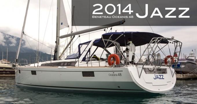 Rental Sailboat in Tivat - Bénéteau Oceanis 48 (4 cabins)