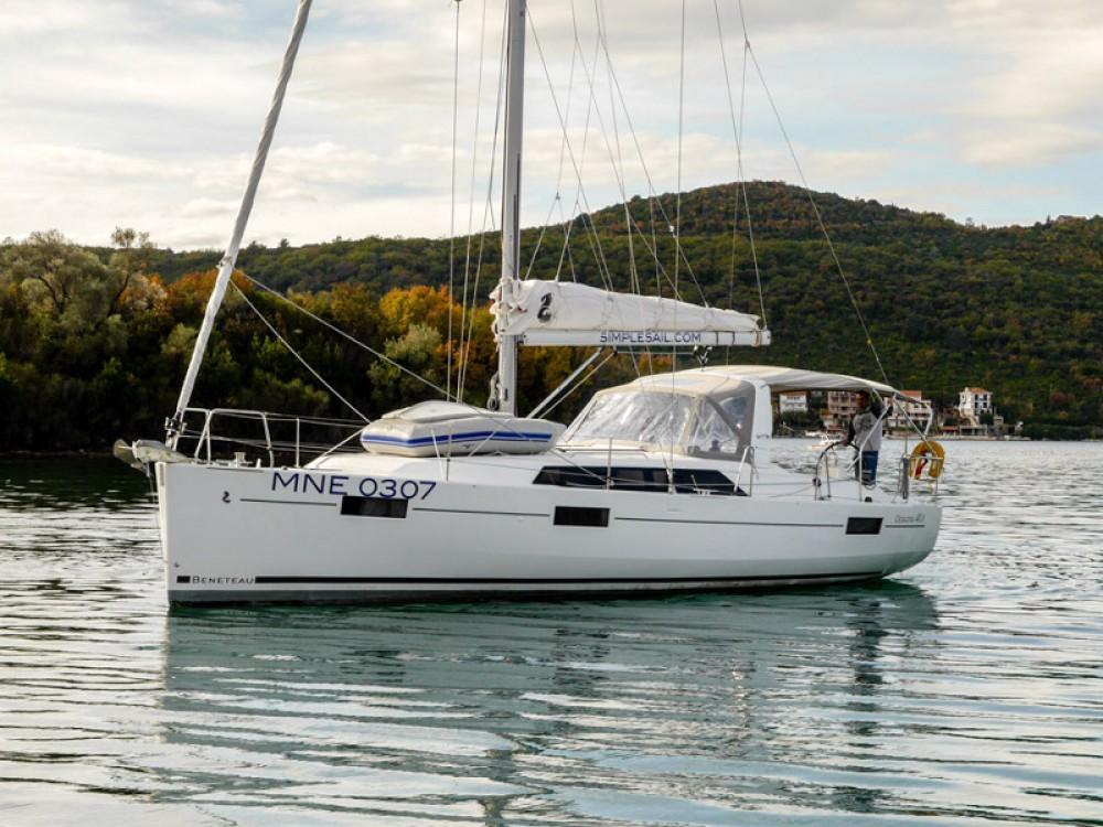 Rental yacht Tivat - Bénéteau Oceanis 41.1 on SamBoat