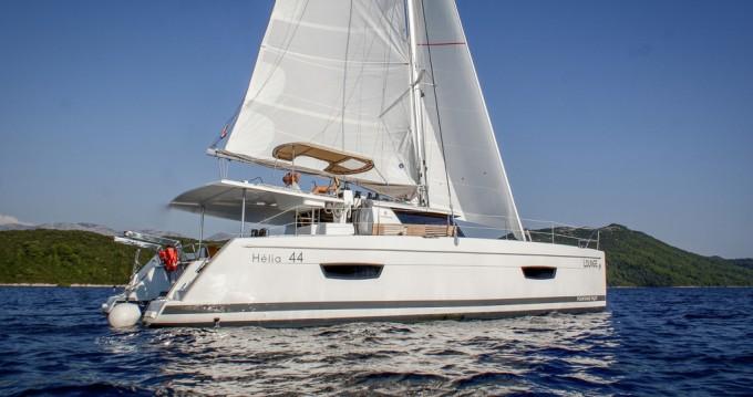 Rental yacht Punat - Fountaine Pajot Helia 44 on SamBoat