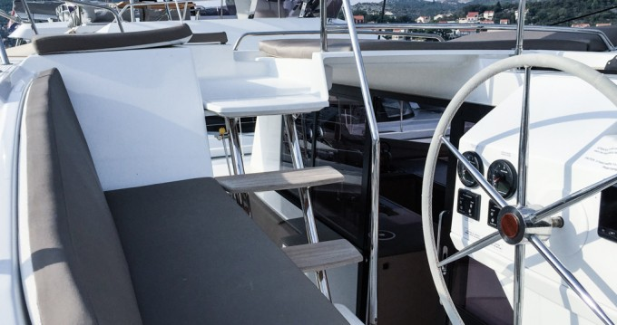 Fountaine Pajot Helia 44 between personal and professional Punat