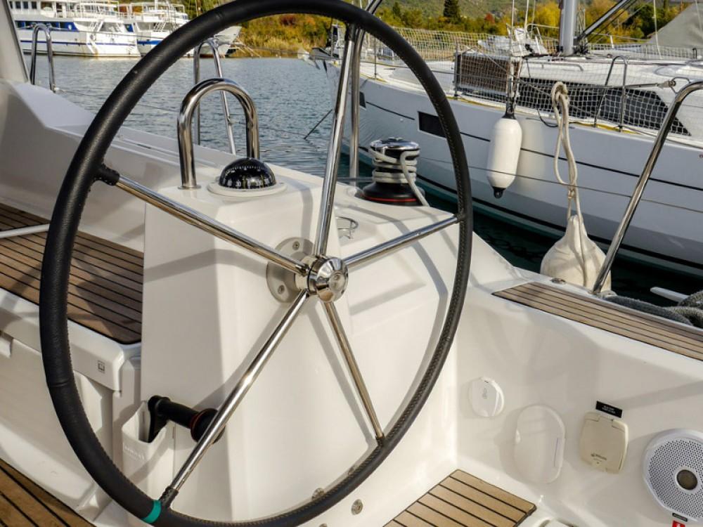 Boat rental Tivat cheap Oceanis 41.1