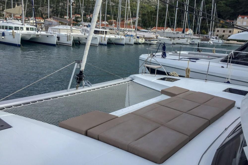 Rental yacht Slano - Fountaine Pajot Astrea 42 on SamBoat