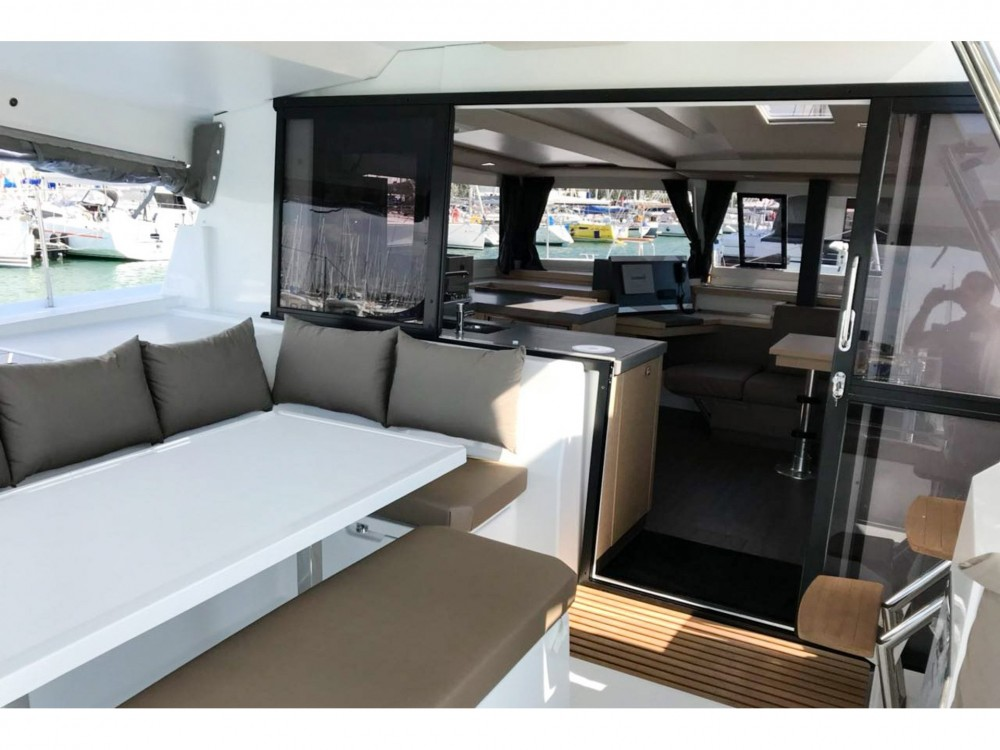 Rental Catamaran in Slano - Fountaine Pajot Astrea 42