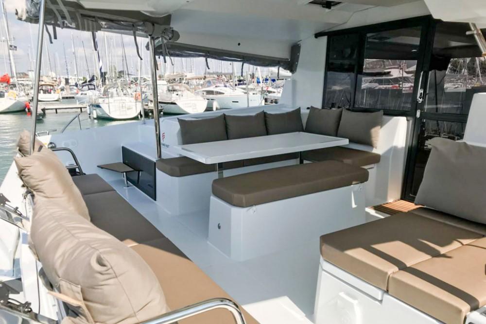 Catamaran for rent Slano at the best price