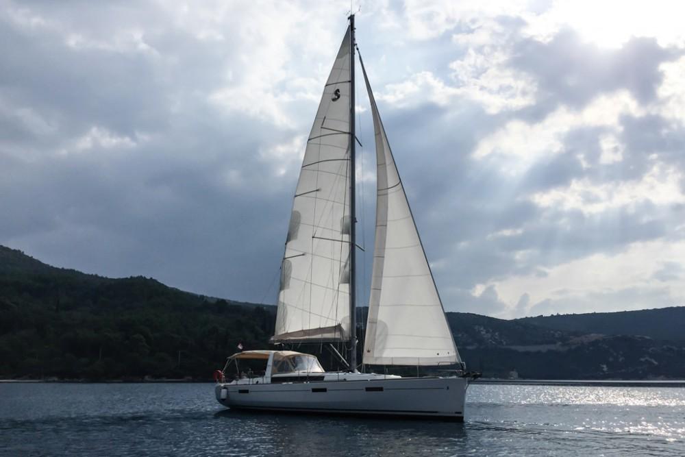 Rental Sailboat in Slano - Bénéteau Oceanis 45 (4 cabs)