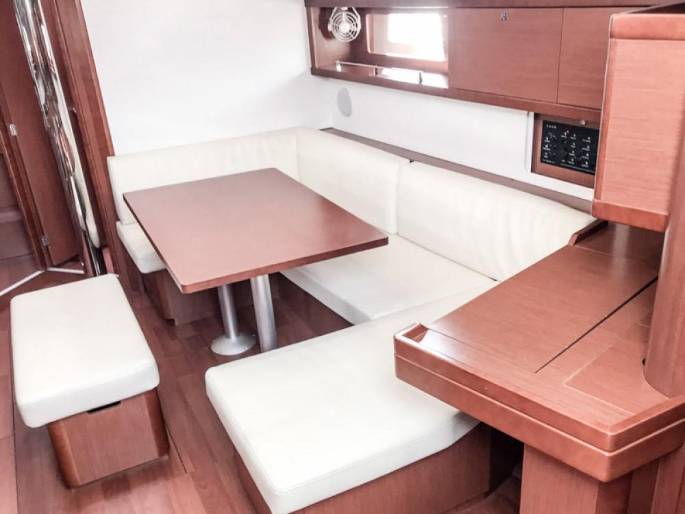 Boat rental  cheap Oceanis 45 (4 cabs)