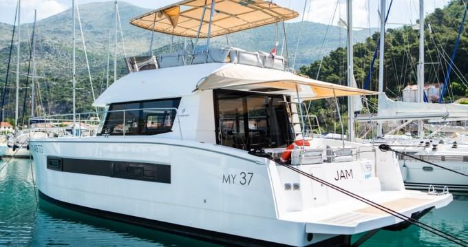 Boat rental Punat cheap My 37