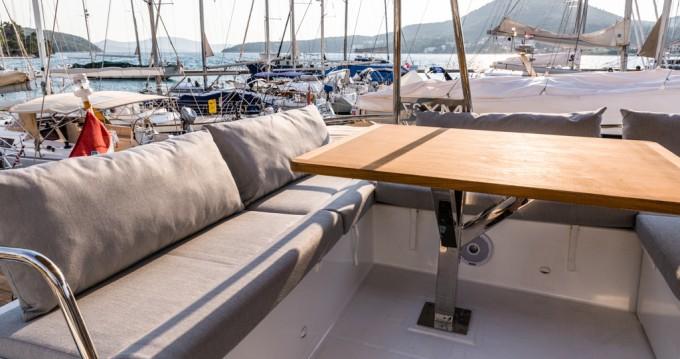 Rental yacht Punat - Fountaine Pajot My 37 on SamBoat