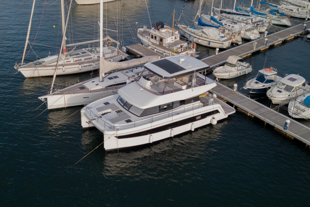 Boat rental Fountaine Pajot Fountaine Pajot MY 44 in  on Samboat