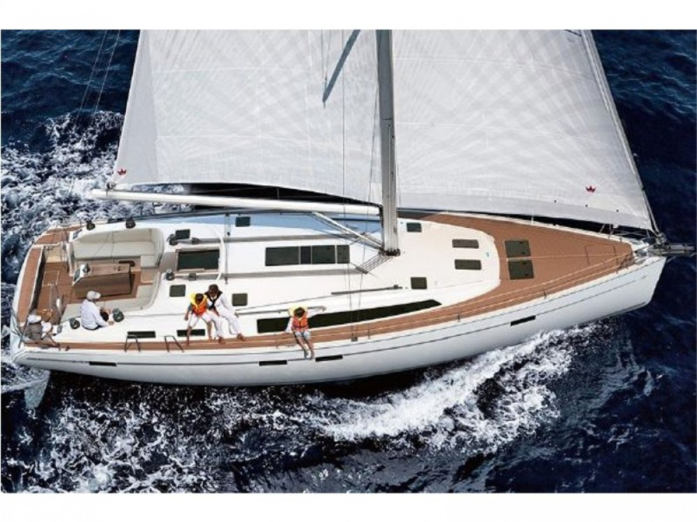 Rent a Bavaria Bavaria Cruiser 51 Olbia