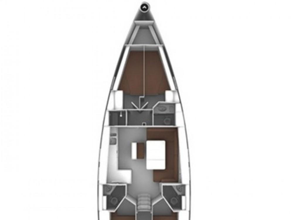 Boat rental Bavaria Bavaria Cruiser 46 in Olbia on Samboat