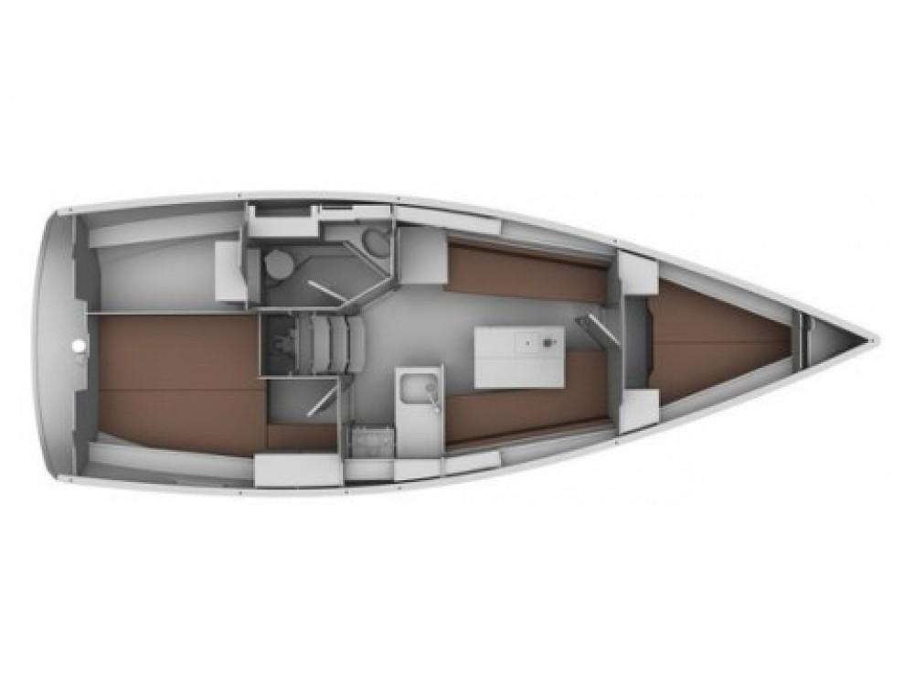 Rent a Bavaria Bavaria Cruiser 32  Marina di Portisco