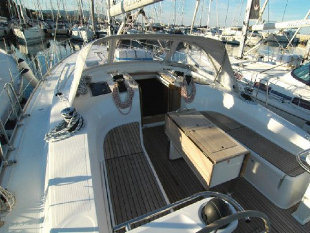 Rental yacht Marina di Portisco - Bavaria Bavaria Cruiser 45 on SamBoat