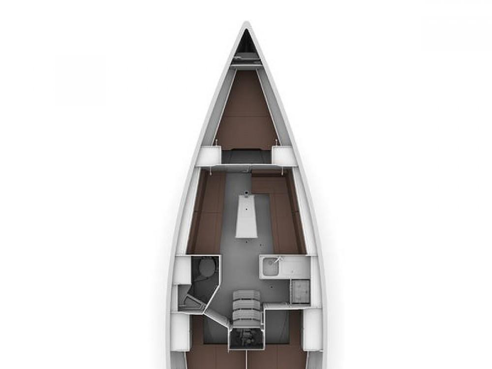 Boat rental Marina di Portisco cheap Bavaria Cruiser 34