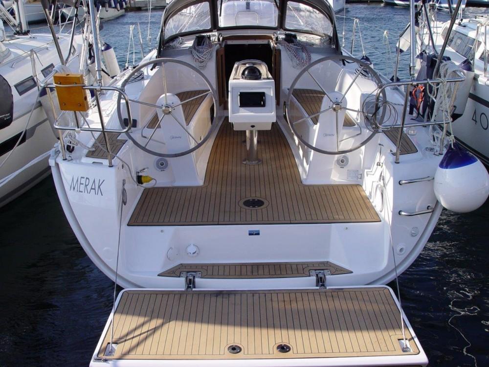 Boat rental Olbia cheap Bavaria Cruiser 34