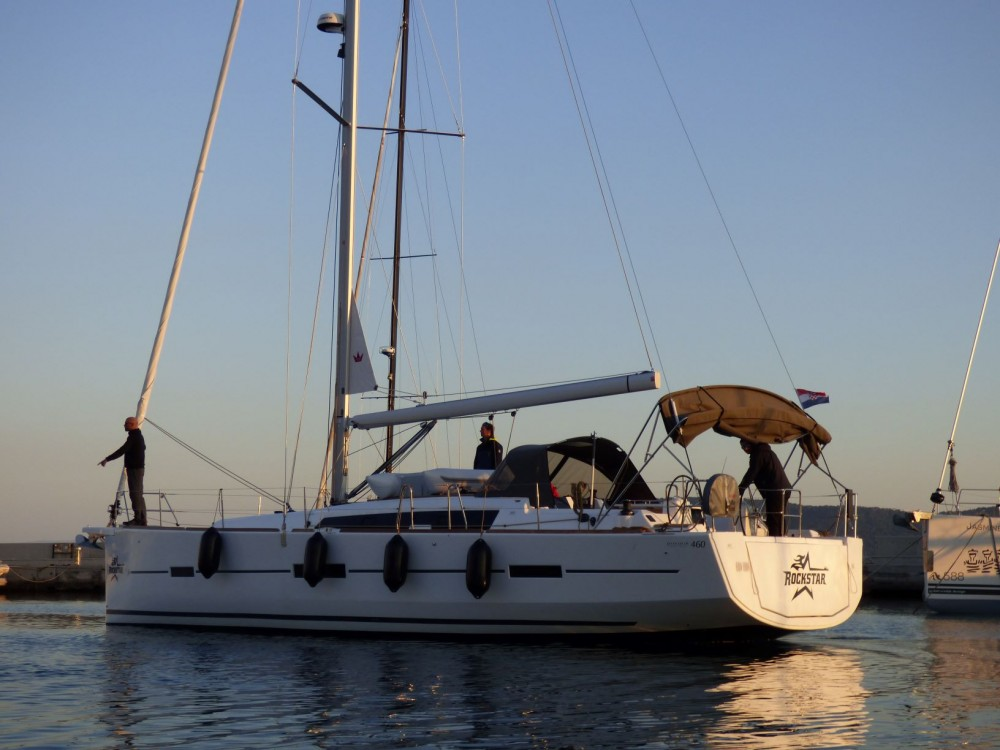 Hire Sailboat with or without skipper Dufour Marina Kaštela