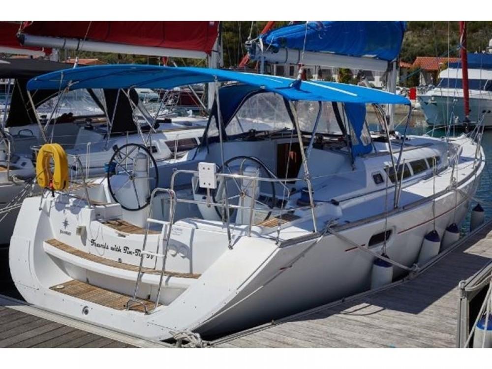 Rental Sailboat in Marina Kaštela - Jeanneau Sun Odyssey 42i