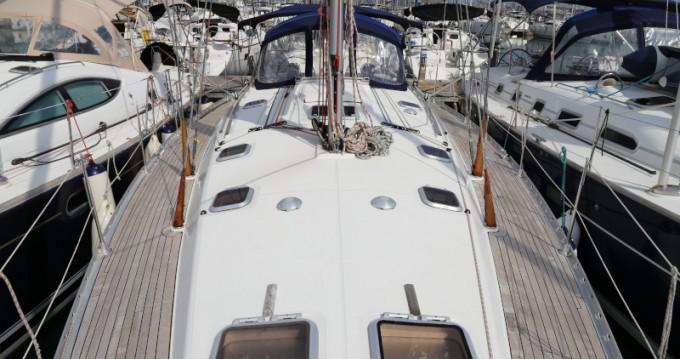 Boat rental Jeanneau Sun Odyssey 45.2 in Kaštel Gomilica on Samboat