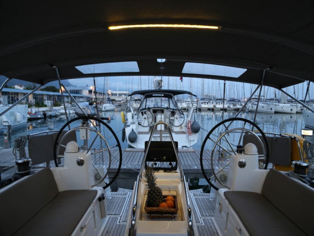 Boat rental Kaštel Gomilica cheap Sun Odyssey 479