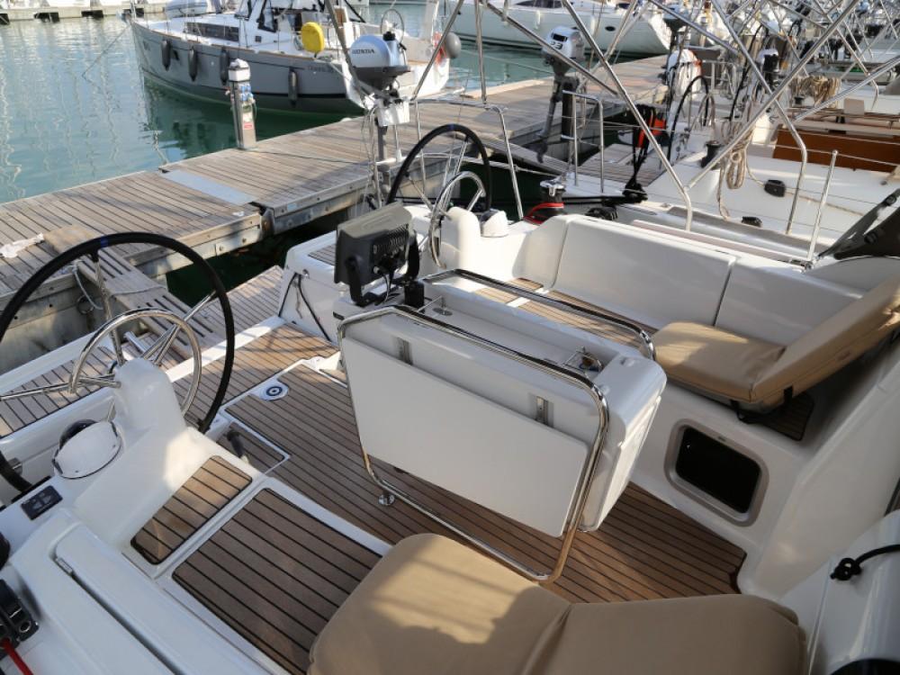 Rent a Jeanneau Sun Odyssey 419 Marina Kaštela