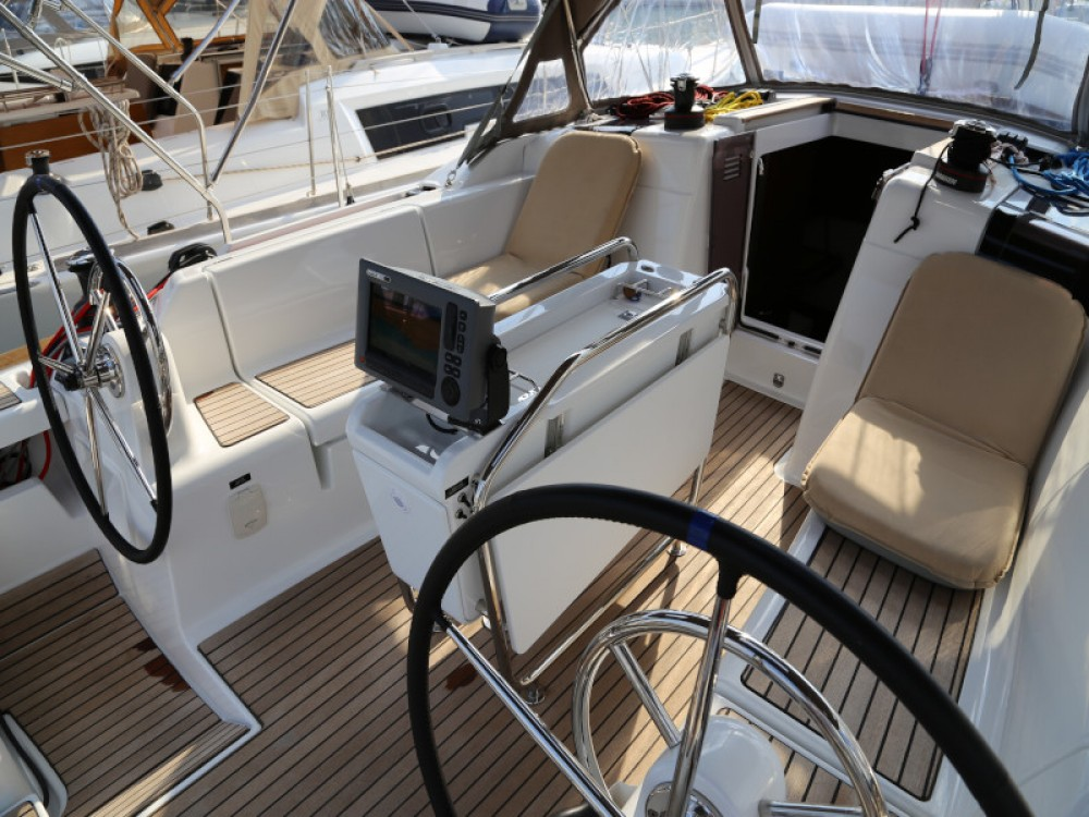 Boat rental Kaštel Gomilica cheap Sun Odyssey 419