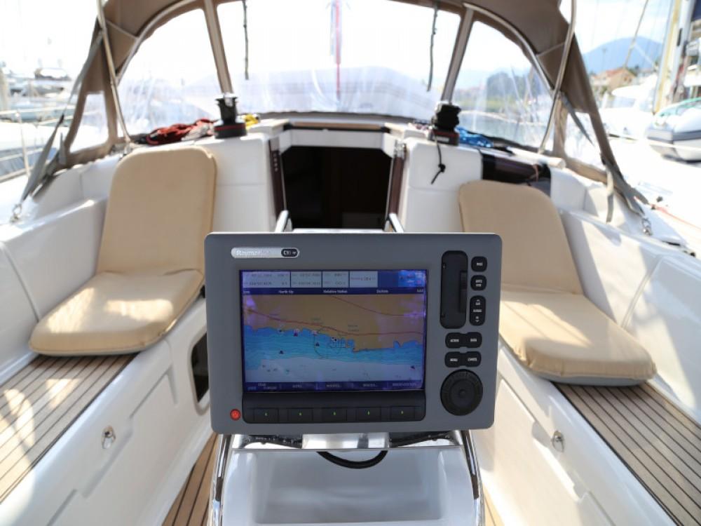 Boat rental Marina Kaštela cheap Sun Odyssey 419