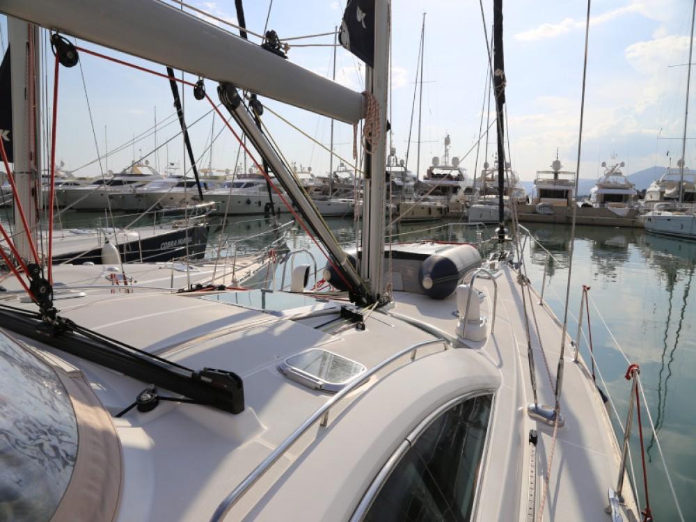 Boat rental Kaštel Gomilica cheap Sun Odyssey 49 DS