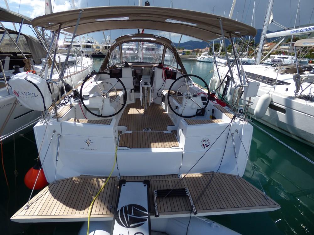 Boat rental Marina Kaštela cheap Sun Odyssey 389