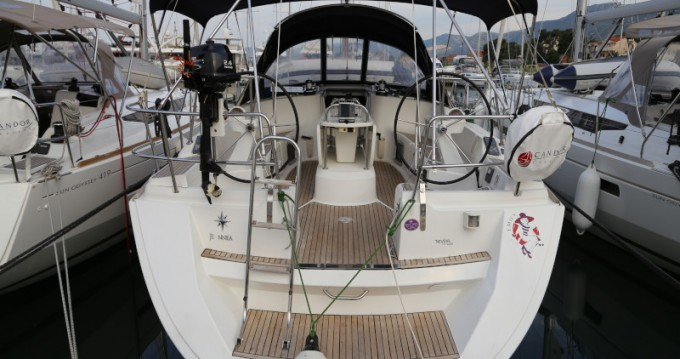Boat rental Kaštel Gomilica cheap Sun Odyssey 45