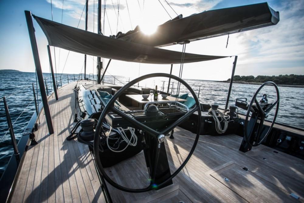 Boat rental Solaris-Yachts Solaris 58 in ACI Marina Split on Samboat
