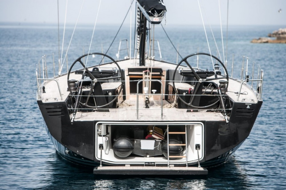 Rental Sailboat Solaris-Yachts with a permit