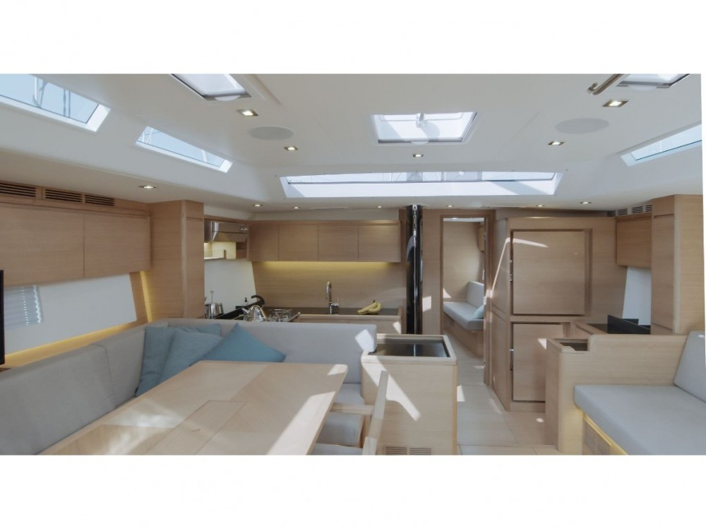 Hire Sailboat with or without skipper Solaris-Yachts ACI Marina Split