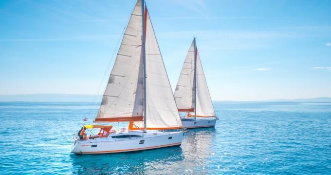 Boat rental Elan Impression 45 in Split on Samboat