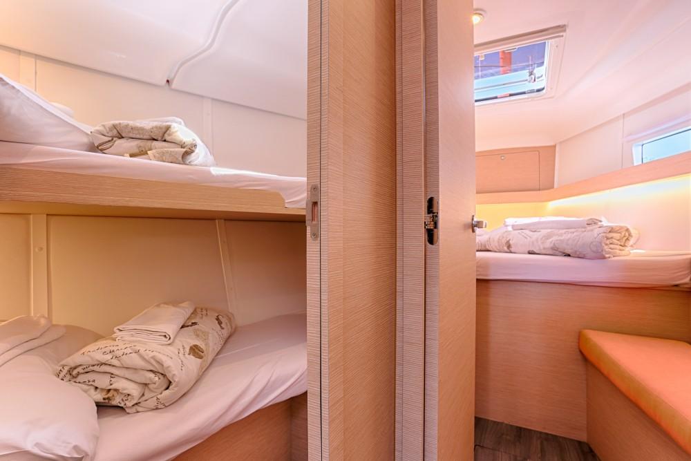 Boat rental Split cheap Elan 45 impression