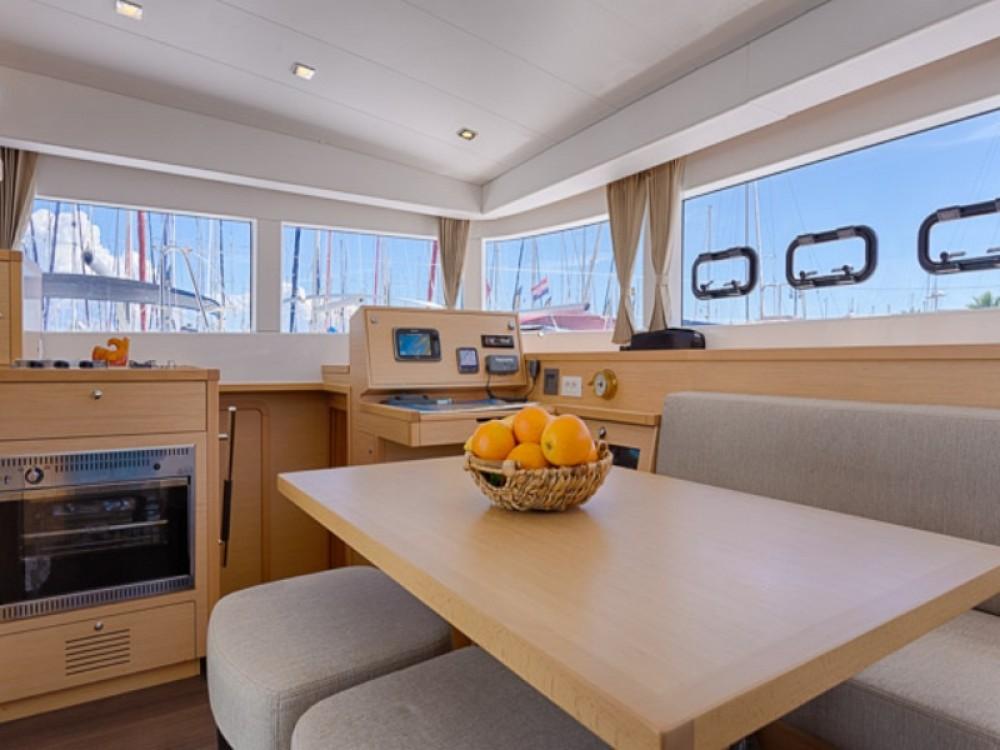 Rental yacht Split - Lagoon Lagoon 39 on SamBoat
