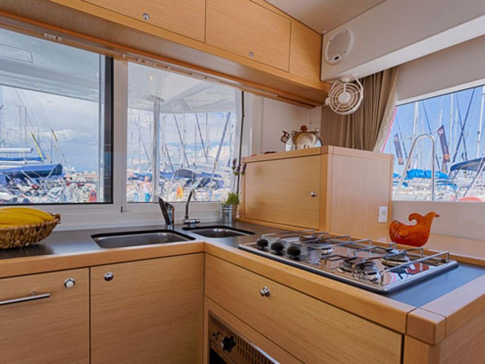Rental Catamaran in Split - Lagoon Lagoon 39