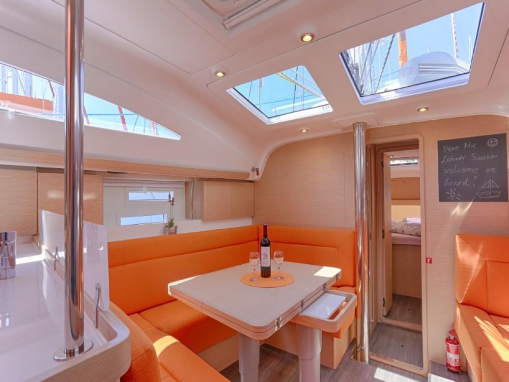 Boat rental Elan Elan 45 impression in Split on Samboat