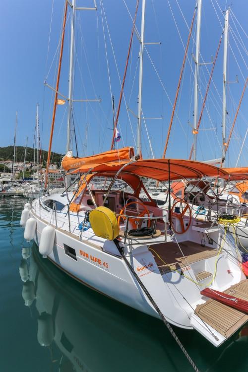 Rental yacht Split - Elan Elan 45 impression on SamBoat