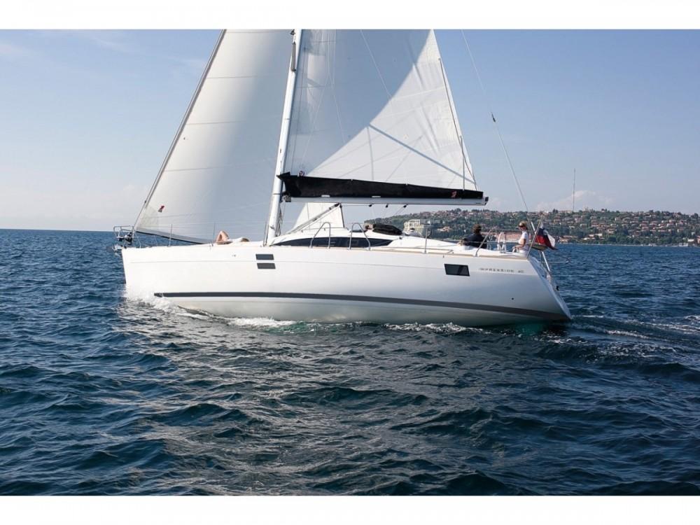 Boat rental Split cheap Elan 40 Impression