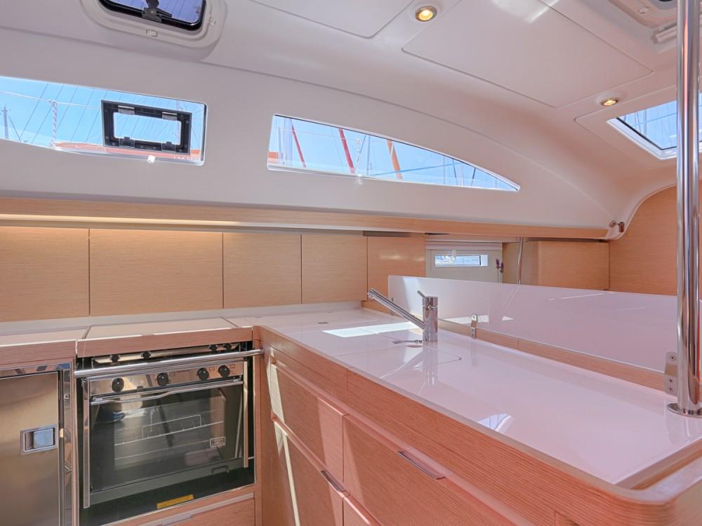 Boat rental Elan Elan 45 impression in Spalato on Samboat
